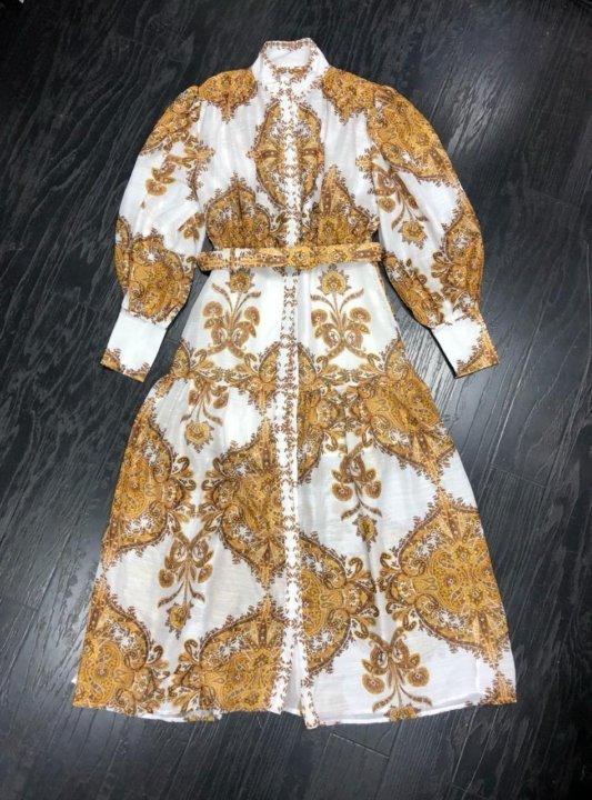 Платье Циммерман На Авито Россия