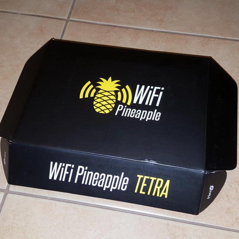 WiFi Pineapple инструкция