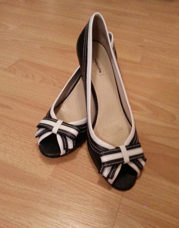 Туфли Mascotte – купить в Уфе, цена 1 500 руб., дата размещения  25.11.2018  – Обувь c2ac055eb7b