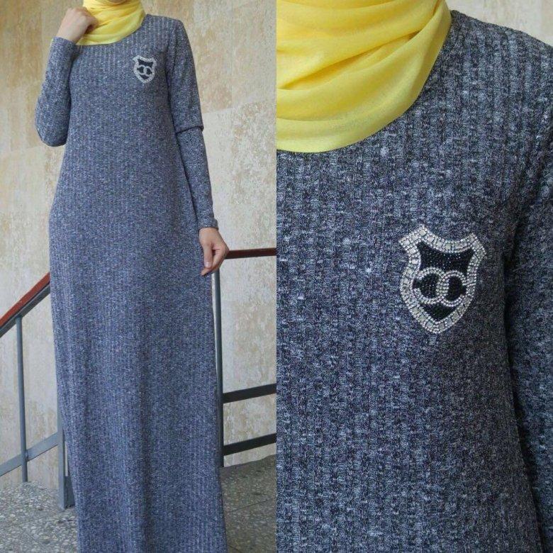 2185278a68b6c45 Мусульманские платья – купить в Грозном, цена 1 800 руб., продано 24 ноября  2016 – Платья и юбки