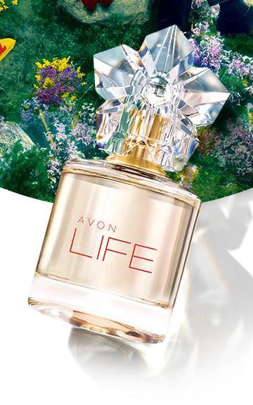 Life perfume avon косметика кристина купить каталог