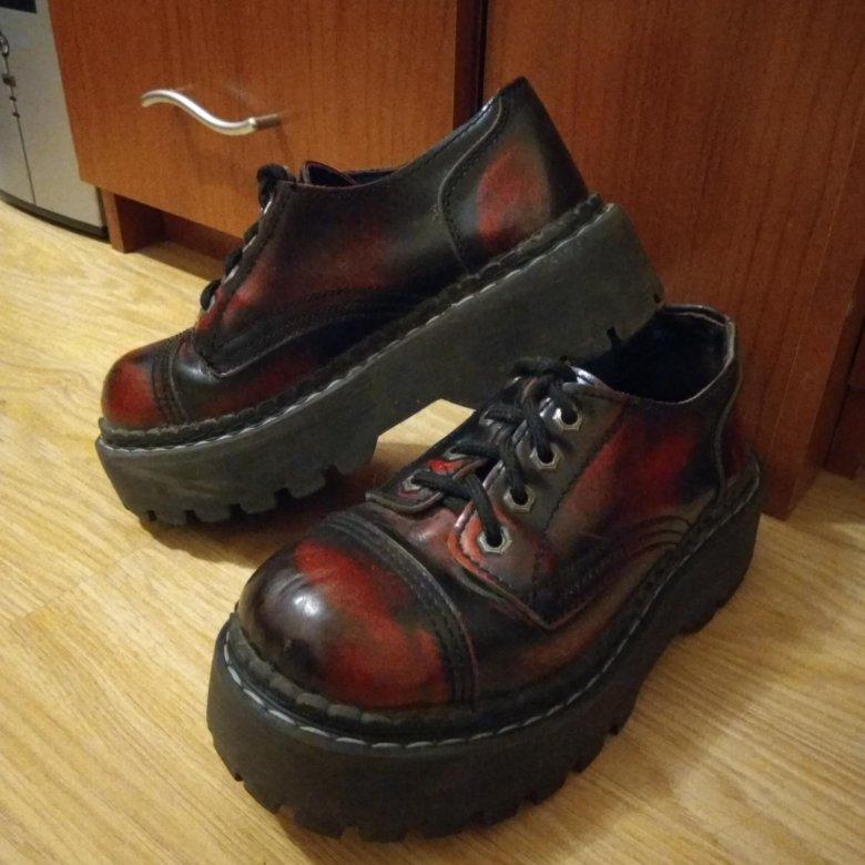 Картинки ботинки гриндерс