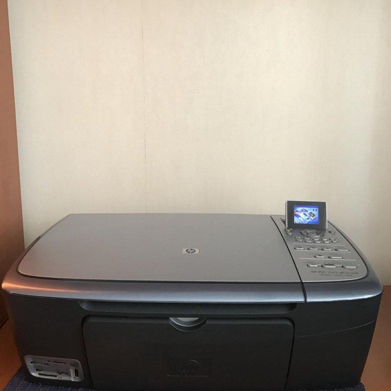 скачать драйвер для принтера hp psc 2353 all-in-one для windows 7