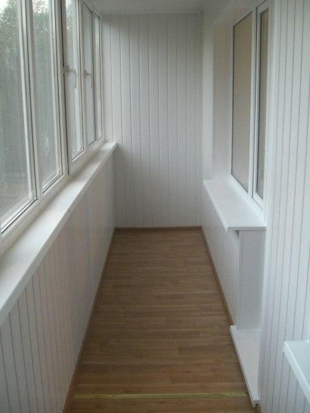Отделка балкона - купить в туле, цена 20 000 руб., дата разм.