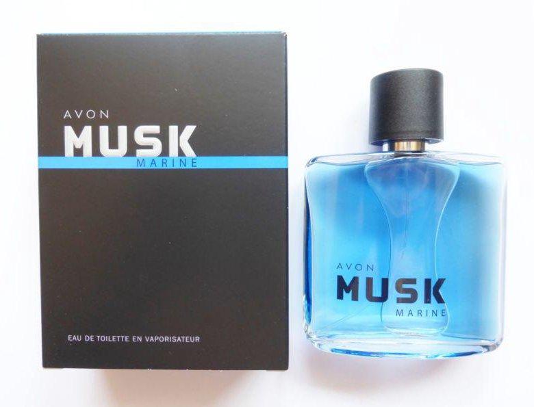 Avon musk marine цена литл блэк дресс спрей