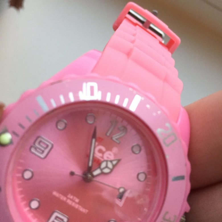 ice watch rose vieilli