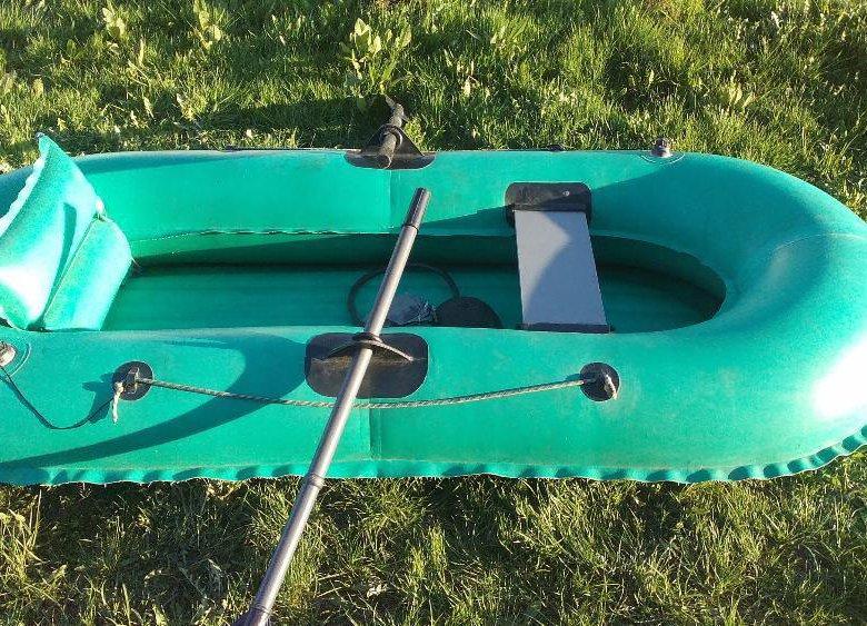 Купить лодку надувную иволга