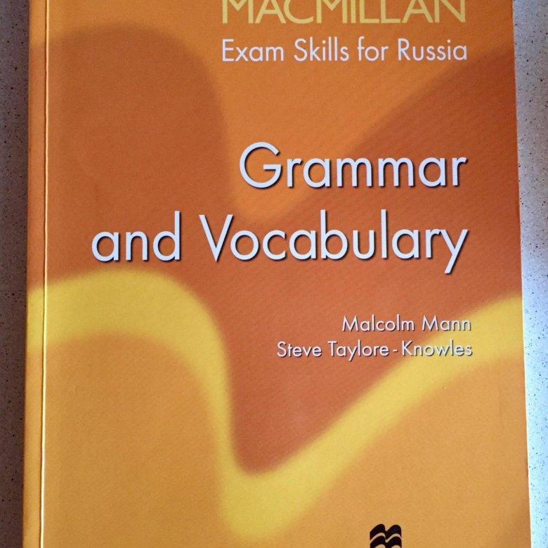 решебник по grammar and vocabulary malcolm mann