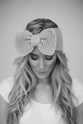 вязаная повязка на голову купить в москве цена 300 руб продано
