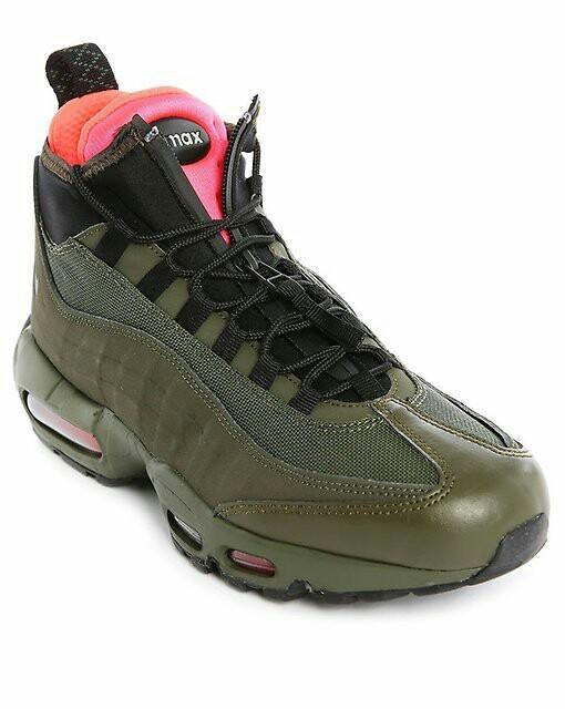 125e5dfce7da Nike Air Max 95 Sneakerboot кроссовки 28,5 cm – купить в ...