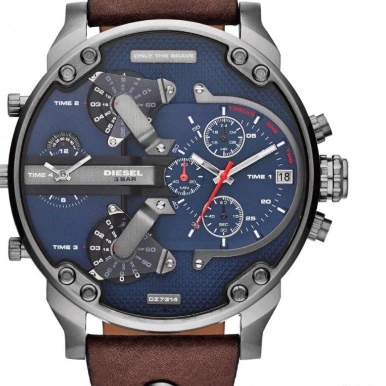 Броский стиль и премиальные материалы сделали фешн часы дизель узнаваемыми.