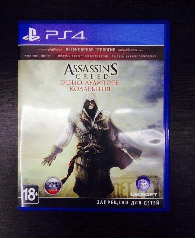 assassins creed ezio ps4 - 640×780