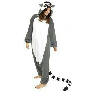 Кигуруми пижама костюм Лемур – купить в Новосибирске 137e818057199