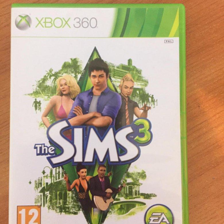 Коды к игре Sims 3 xBox 360