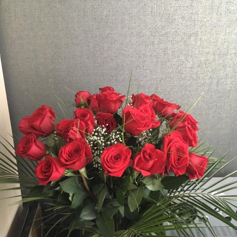 Букет в 30 роз
