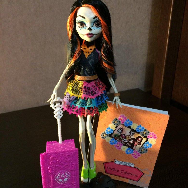 Фото скелиты куклы