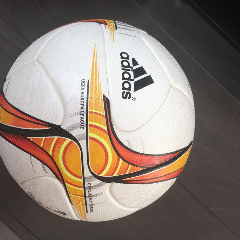 Футбольный мяч Adidas Europa League 2015-2016 – купить в Москве ... b8afcc0479c1f