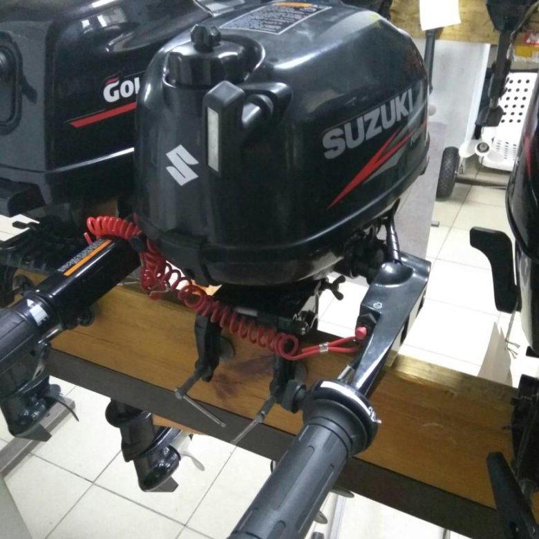 ремонт лодочного мотора сузуки 2 5