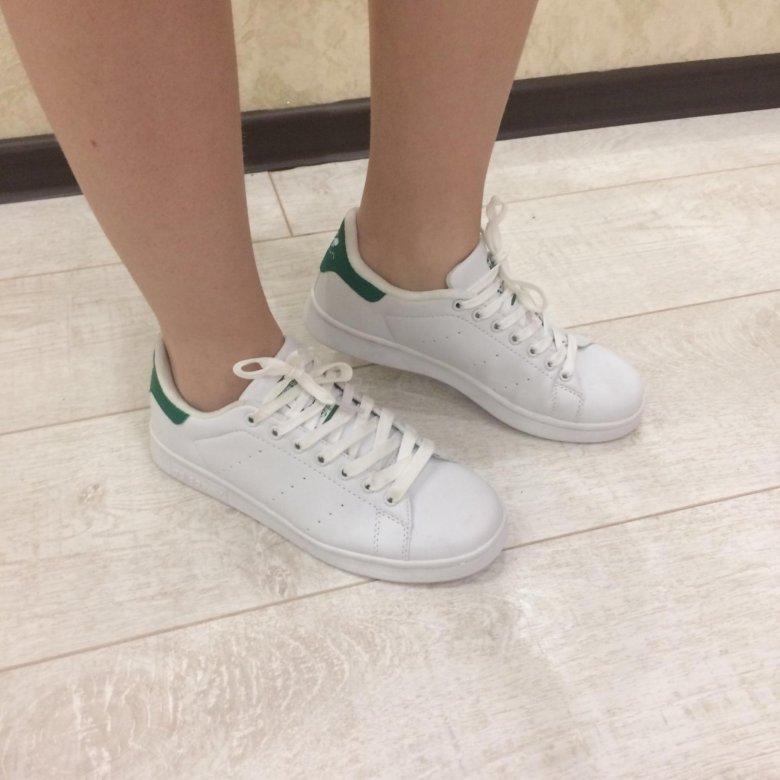 Кроссовки adidas originals stan smith женские арт.