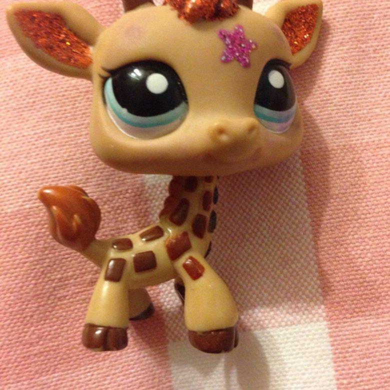 крики картинки лпс жираф разрешила потрогать себя