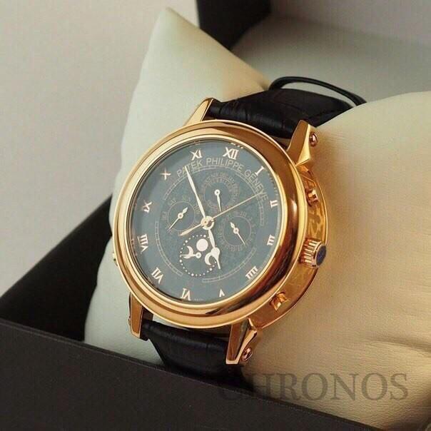 cc039f4c Patek Philippe ( механические часы ) – купить в Хабаровске, цена 5 ...
