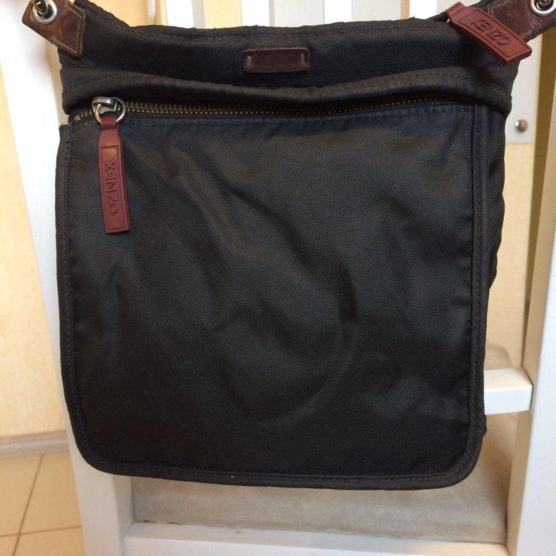 d48d8084a6aa Мужская сумка Kenzo – купить в Москве, цена 3 990 руб., продано 4 мая 2018  – Аксессуары