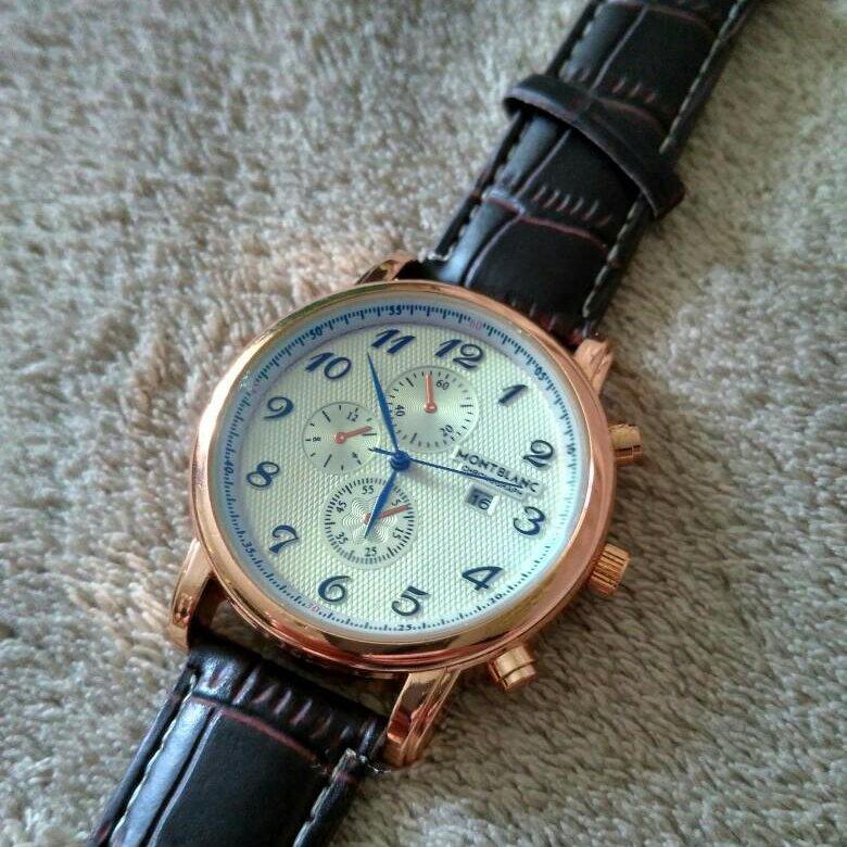 Сколько стоят часы montblanc p178948g1189
