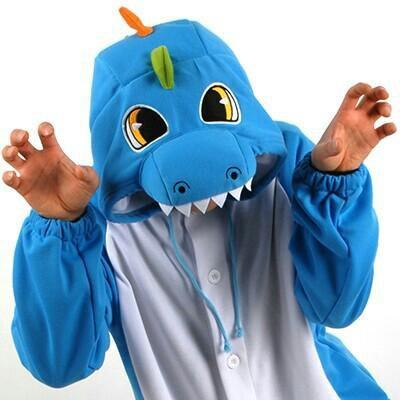 Кигуруми пижама динозавр синий южная корея. Фото 1. Москва. ... 5d57a304b2ad7