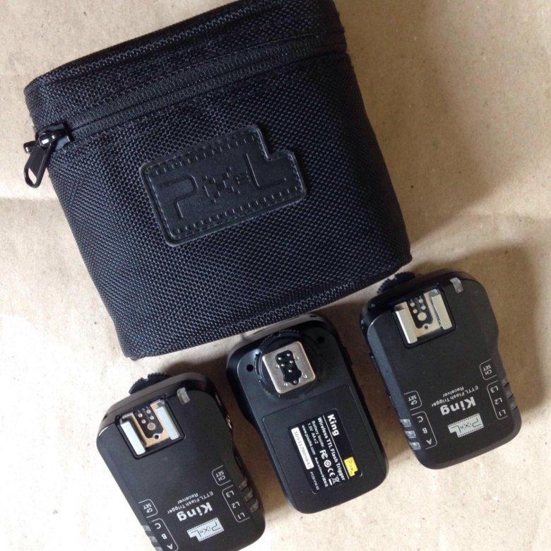 Радиосинхронизатор Pixel King PRO Wireless E-TTL Flash Trigger for Canon