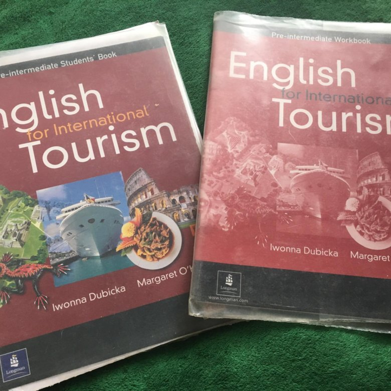 Решебник по english for international tourism