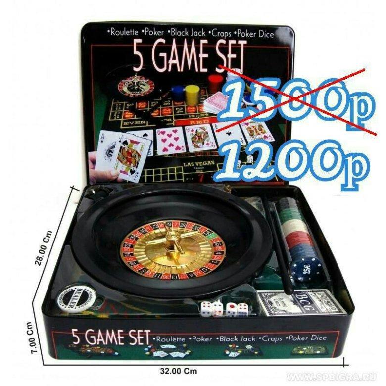 настольная игра казино купить