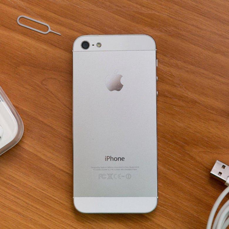 Айфон 5 картинки белый