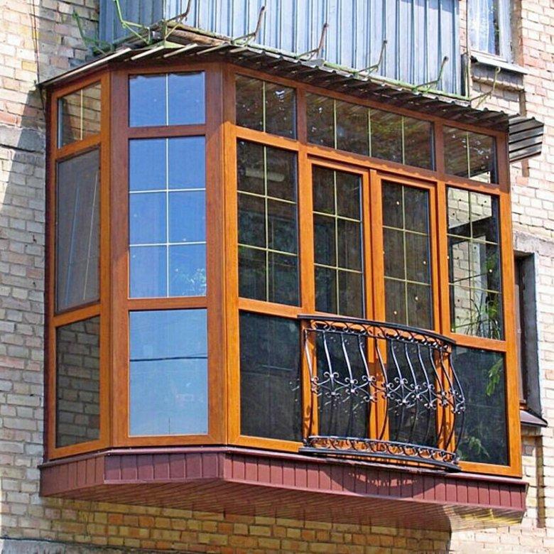 Французское остекление балкона. - купить в ростове-на-дону, .