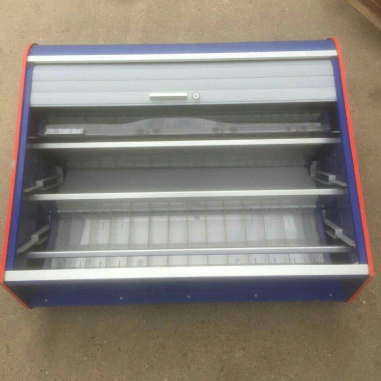 ящик под сигареты в магазин купить бу