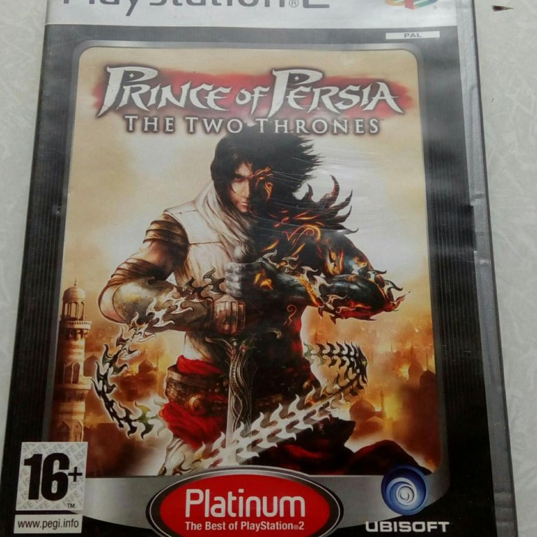 Prince of Persia на PS2 Скачать