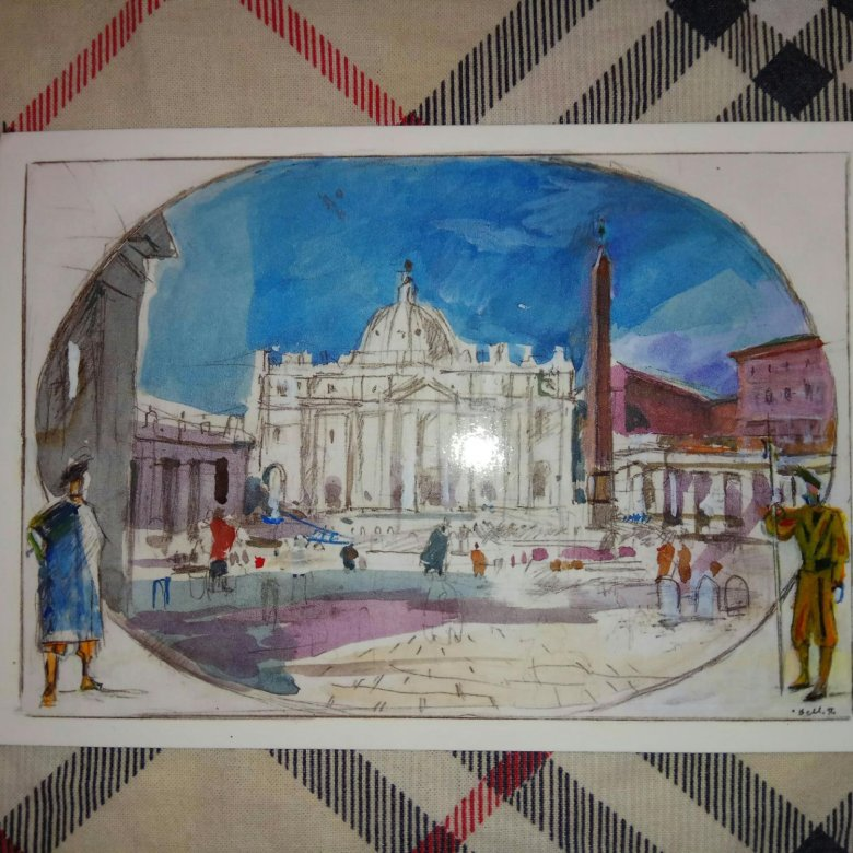 Сколько стоит открытка из ватикана, рождество картинки