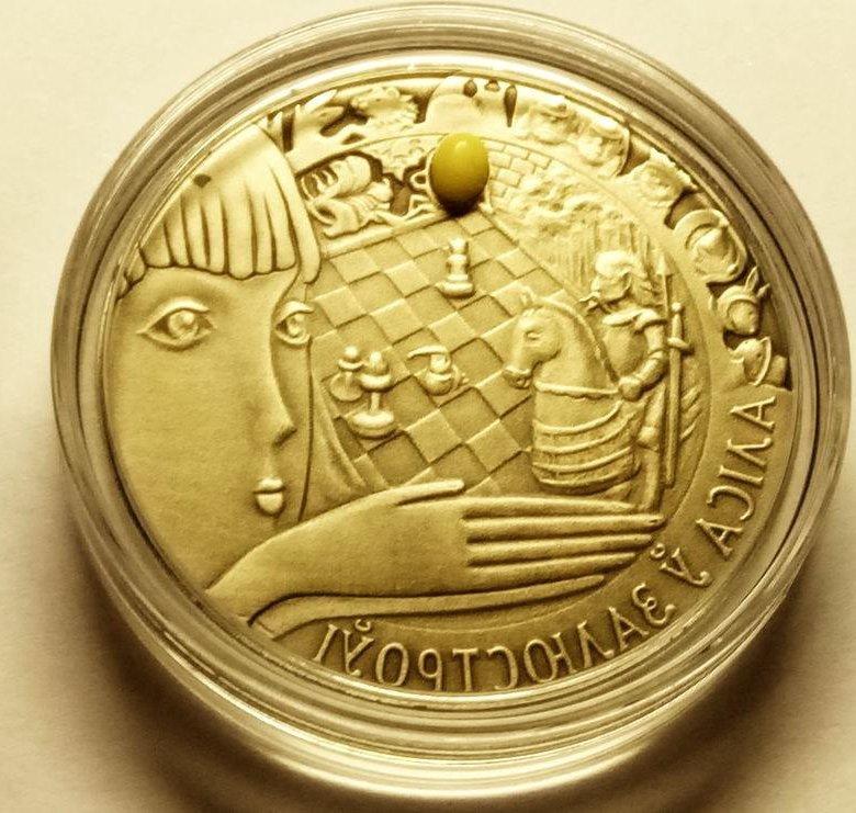 самые красивые монеты в мире фото