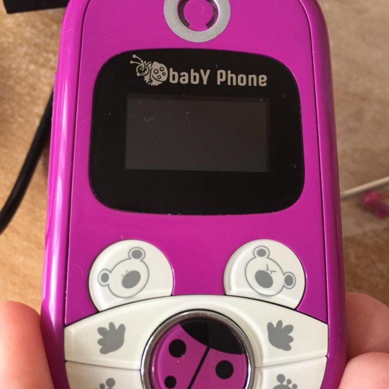 Детский мобильный телефон Baby Phone в Электростали