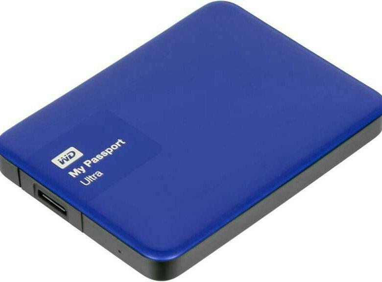Драйвер для WD SES Device USB Device My Passport Ultra 0743