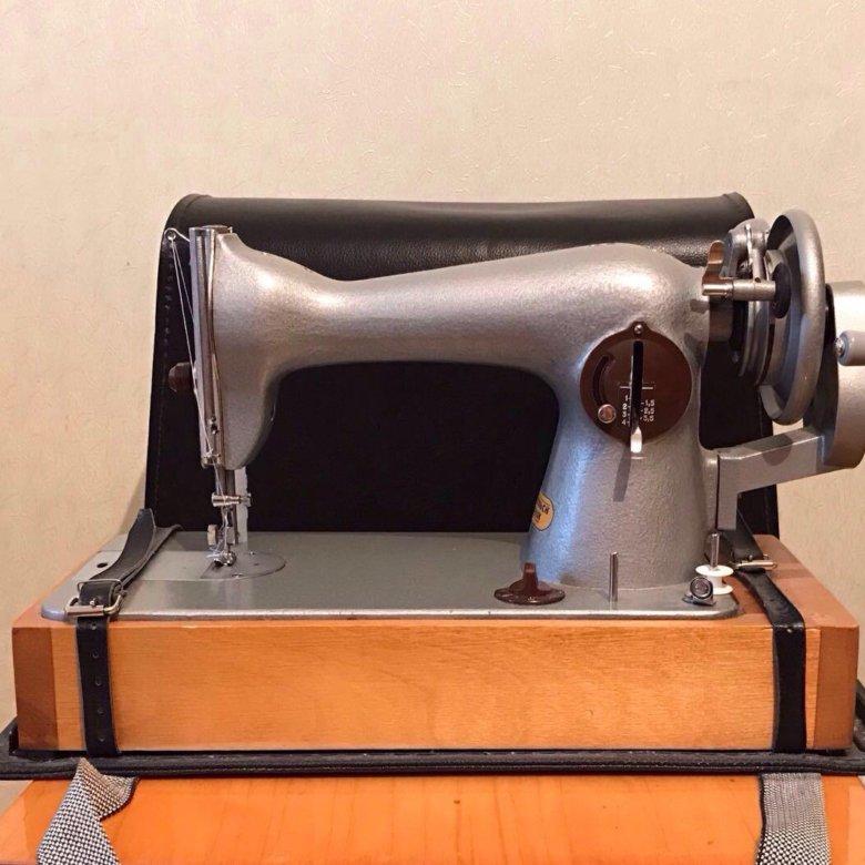 Швейная машина подольск картинка
