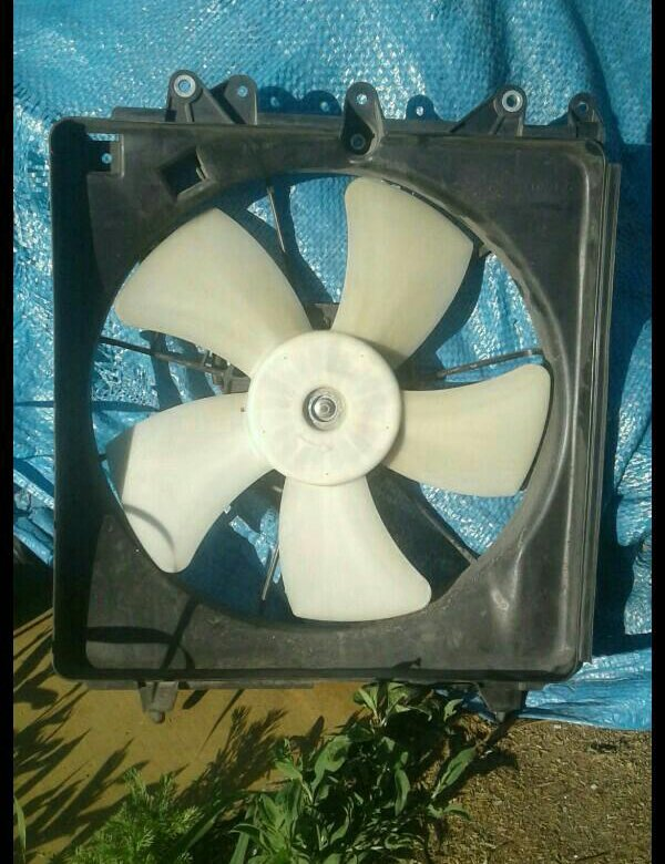 купить вентилятор хонда