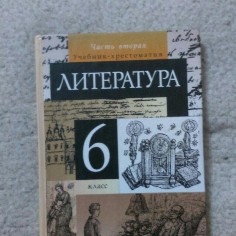 класс гдз курдюмова 6 литература