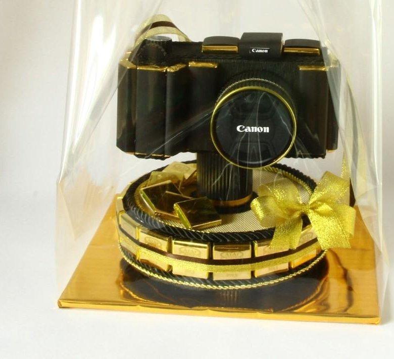 производитель косметики, как оригинально подарить фотоаппарат знаю