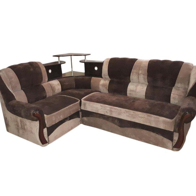 угловой диван с баром картинки без применения