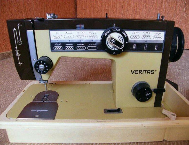 Веритас швейная машина картинки