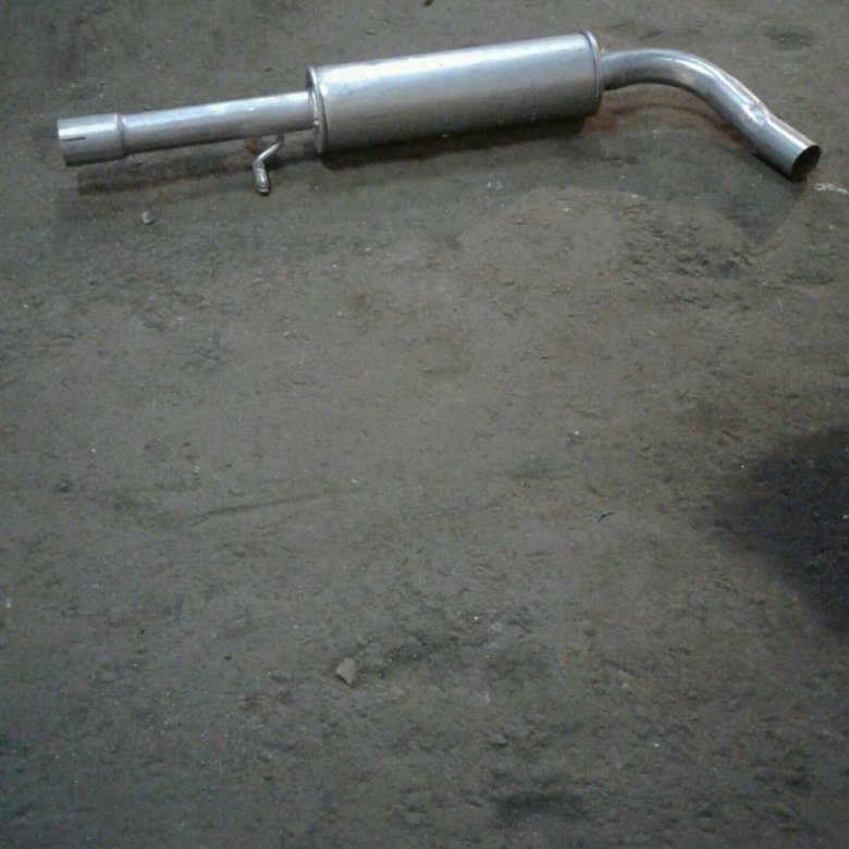 ремонт глушителей на шкоду октавию в екатеринбурге