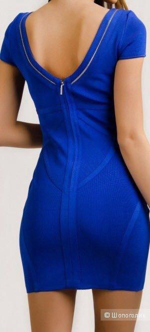 лав репаблик бандажное платье