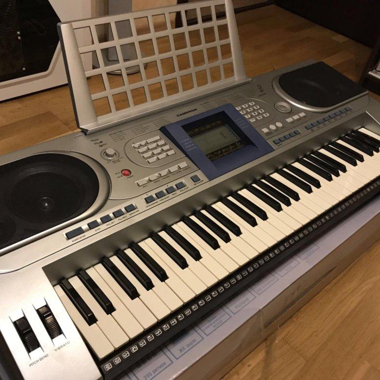 Инструкция к синтезатору cameron dss 550