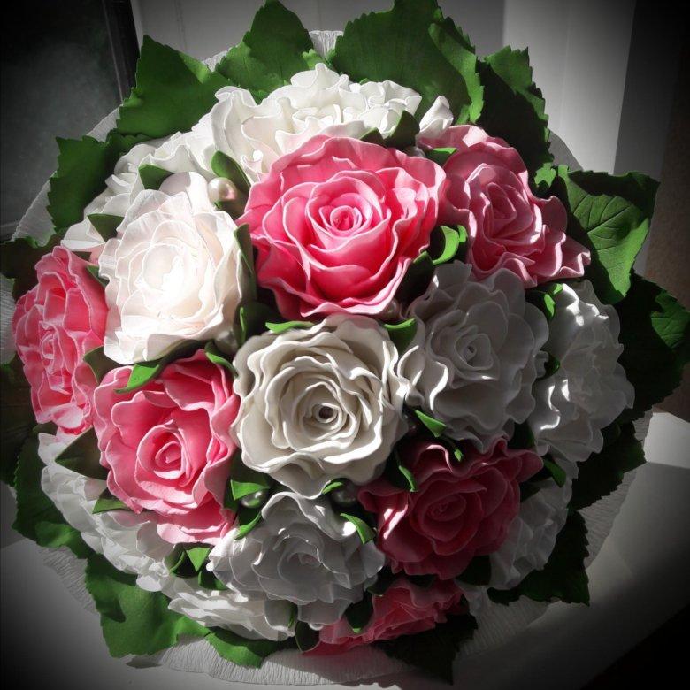 Букеты роз, букет невесты г златоуст
