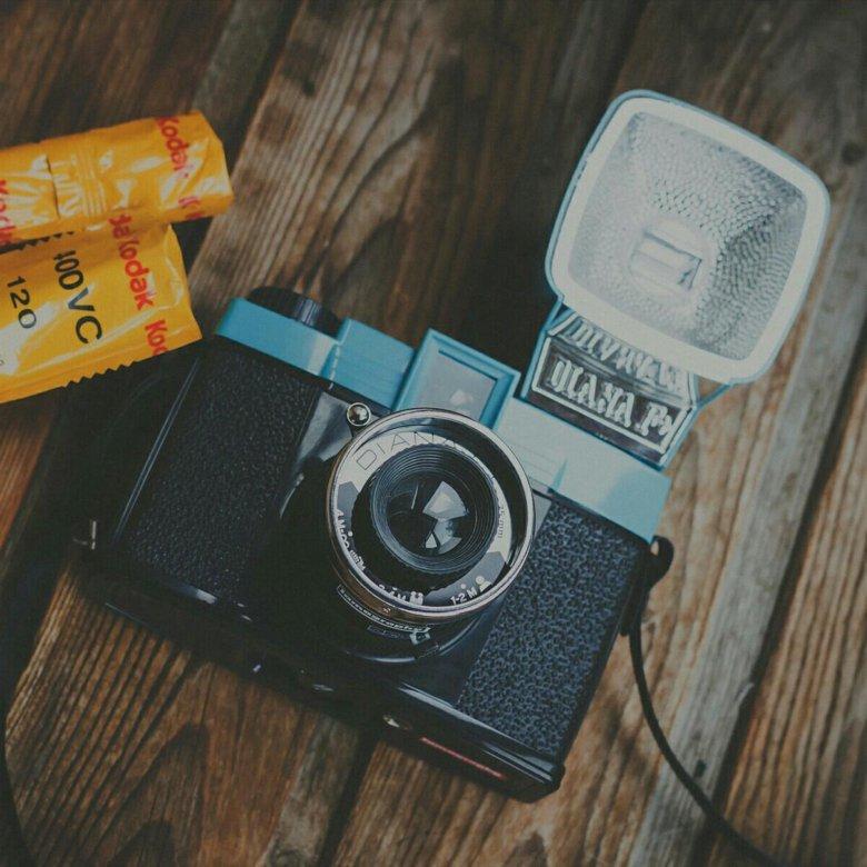 благополучной новый фотоаппарат пленка уже